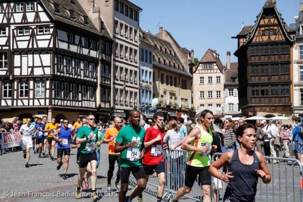 Courses de Strasbourg