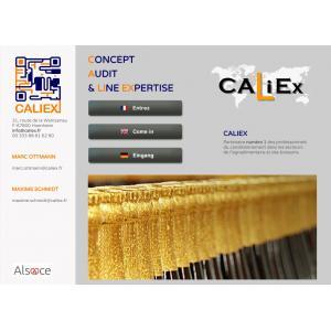 Caliex - Concept, Audit et Line Expertise