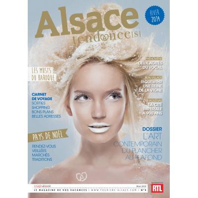 Magazine Alsace Tendances Hiver 2014